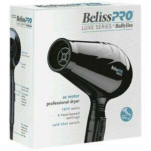 *BAD BOX* NEW BABYLISS BELISS PRO LUXE SERIES RAPIDO LE TITANIUM HAIR BLOW DRYER