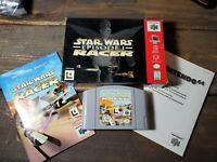 Star Wars Episode I: Racer (Nintendo 64, 1999)