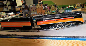 Lionel Southern Pacific GS 2 Daylight 4-8-4 Steam Locomotive and Tender 6-18007