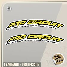 PEGATINA KIT PRO CIRCUIT FENDER VINILO DECAL AUFKLEBER STICKER DECAL ADESIVI