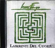 IRENE FARGO - I labirinti del cuore - CD RARO SIGILLATO