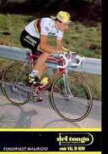 MAURIZIO FONDRIEST Vélo Cyclisme Cycling World Champion du Monde Wereldkampioen