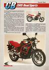 Motorcycle Brochure - Honda - CB350S Road Sports (DC04)