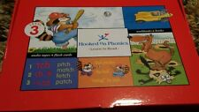 Hooked On Phonics Learn To Read Level 3 Complete And Unused