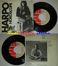 LP 45 7'' HARPO Horoscope Jessica 1976 germany EMI SWEDEN 1C 006-35323 cd mc dvd