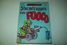 EUREKA POCKET N.57-BONVI-STURMTRUPPEN FUOCO-EDITORIALE CORNO SETTEMBRE 1979 1aE!
