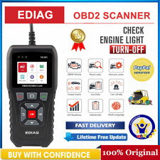 Automotive OBD OBD2 Scanner Code Reader Check Engine Fault Diagnostic Scan Tool