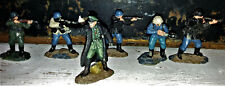 Conte plastic toy soldiers 1/32 WW2 German elite / infantry group 6 figures