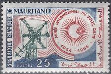 Mauretanien / Mauritanie Nr. 231** Internationales Jahr der ruhigen Sonne