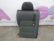 VOLVO V70 S T6 MK3 3.0 OFFSIDE REAR SEAT BACK WITH SEAT BELT 2008-2013