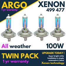 4x Vw Volkswagon Passat B6 4.0 100w All Weather White Xenon Hid Main Dip Bulbs