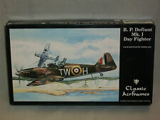 Classic Airframes 1/48 Boulton Paul Defiant Mk.I Day Fighter