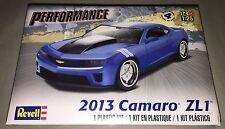 Revell 2013 Chevy Camaro ZL1 1/25 scale model car kit new 4370