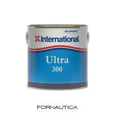 INTERNATIONAL - ANTIVEGETATIVA ULTRA 300 A MATRICE DURA - LITRI 2,50 COLORE NERO