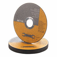 "10x Metal Cutting Discs 115mm 4.5"" Angle Grinder Cut Ultra thin Stainless Steel"