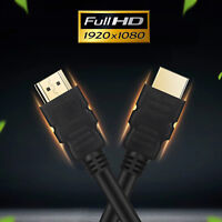 High Speed Ultra Series HDMI 1.4 Cable Cord For 3D Video 15ft 25ft 30ft 50ft Lot