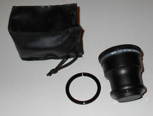 Opteka 3.2x AF High Definition II Telephoto Lens VGC