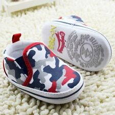 Unbranded Boys' Canvas Baby Shoes