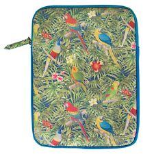 Sass & Belle Parrot Paradise Large Tablet Case
