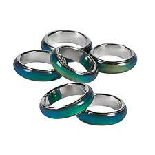 cambia CLASSICO STANDARD colore anello dell'umore mood ring NICKEL FREE wc