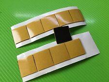 Almohadilla de espuma de doble cara adhesiva 30mm Cuadrado Para Artesanía O Cartel Super Fuerte