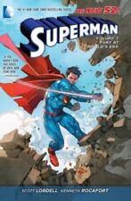 DC Comics The New 52! Superman Volume 3 Fury At World's End 2014 Hardback New