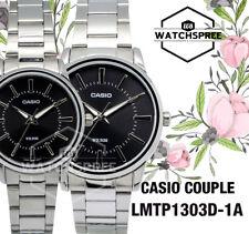 Casio Couple Watch LTP1303D-1A MTP1303D-1A