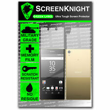 ScreenKnight Sony Xperia Z5 Premium FULL BODY SCREEN PROTECTOR invisible shield