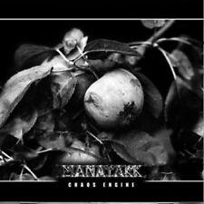 MANATARK-CHAOS ENGINE-CD-windir-emperor-black