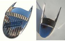 lambretta Series 1 & 2 Mudguard Embellisher Blue vigano style