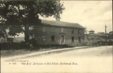 Marblehead MA Moll Pircher Home Rotograph A7204 c1905 Postcard