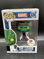The Lizard Walgreens Exclusive Marvel Spider-Man Funko POP! Vinyl Figure #334
