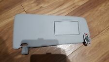 FORD GALAXY   PASSENGER  SIDE SUN VISOR WITH VANITY MIRROR WITH HOLDING BRACKET