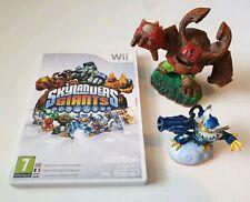 Skylanders Giants Bundle Nintendo Wii 2 Figures Game Skylanders Bundle