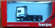 "Herpa DAF 95 Space Cab 6x4 Tractor Unit - 1:87th ""HO"" Scale - Mint and Boxed."