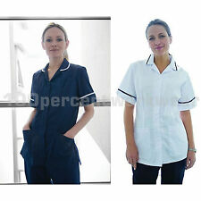 Warrior Ladies Nurses Tunic Healthcare Beauty Medical Dentist Vet Carer Uniform