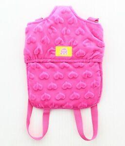 Build-A-Bear Workshop Pink Carrier Bag Teddy Bear Accessories 024933