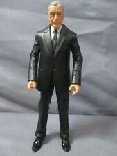 Batman Dark Knight Rises ALFRED PENNYWORTH Action Figure Movie Masters Mattel DC