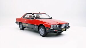 Kyosho Nissan Skyline 2000 Turbo RS Rood / Red / Rot 1:18