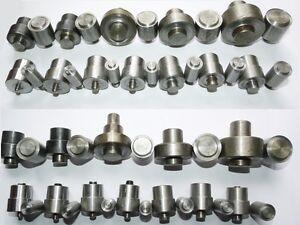 Ösen Werkzeug für Handpresse. zum Auswahl . Presswerkzeug PN