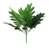 Artificial Plants Indoor Fake Flower Green Leaf Foliage Home Office Party Decor