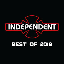 Independent Skateboard Trucks Best of 18 Skate Video Dvd New in Plastic 2018