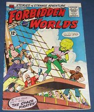 Forbidden Worlds #118  April 1964