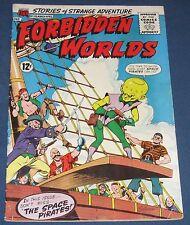 Forbidden Worlds #118 April 1964