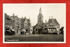 cpsm Pays-Bas ROOSENDAAL - Markt