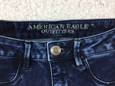American Eagle Outfitters Sky High Blue Women's Jegging Size 00 Regular/Standard