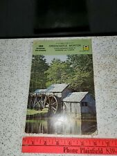 1974 GREENCASTLE / MORTON Telephone Book & Yellow Pages GTE Telephone Co.