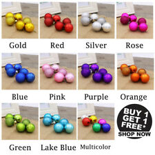 48Pcs/2Pack Christmas Tree Xmas Balls Decorations Baubles Party Wedding Ornament