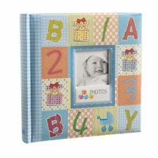ARPAN CL-CB200 Cute Baby Slip In Case Photo Album - Blue