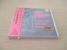 >> ROM ROM KARAOKE VOL.2 PC ENGINE CD IMPORT NEW! <<